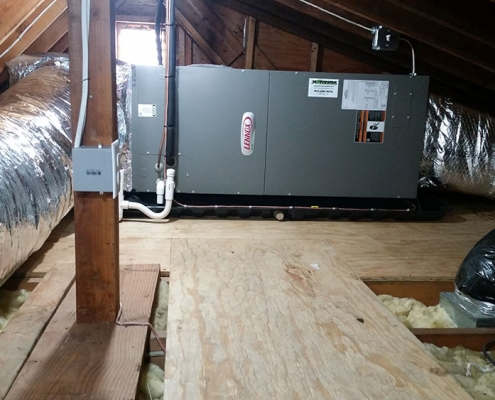 Air Conditioning Replacement Boonton
