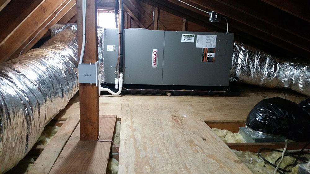 Air Handlers And Ducting Monster Mechanical Oak Ridge Nj