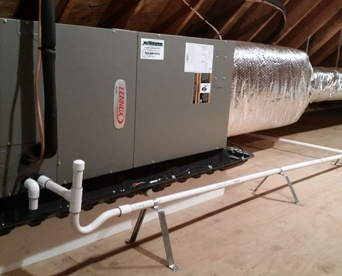 Air Conditioning Replacement Oak Ridge
