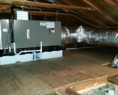Air Conditioning Installation Oak Ridge