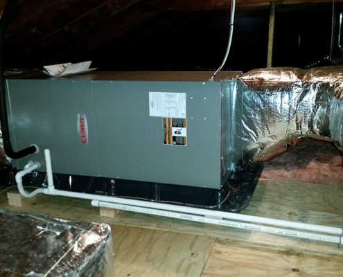 Monster Mechanical AC Replacement