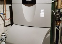 Monster Mechanical Hot Water Boilers