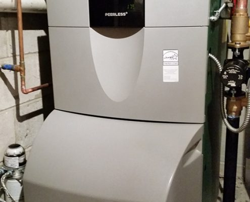 Monster Mechanical Hot Water Boilers