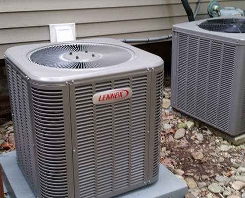 AC Installation Oak Ridge