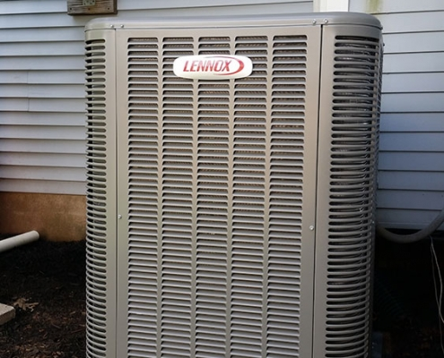 Oak Ridge AC Replacement