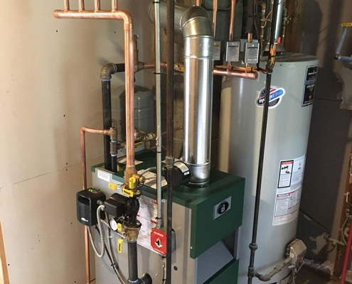 Boiler Replacement Vernon