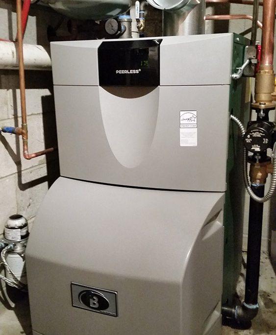 Morris County Boiler Replacemnt
