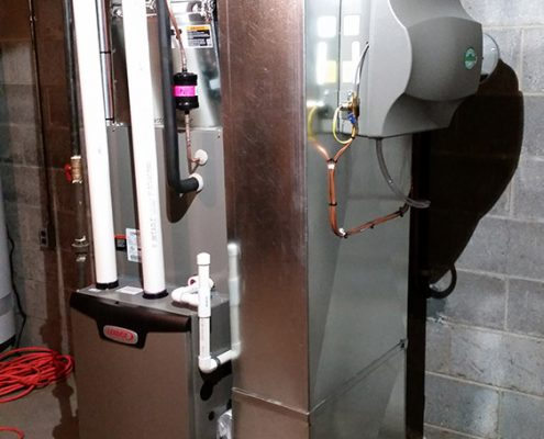 North Jersey Furnace Installation