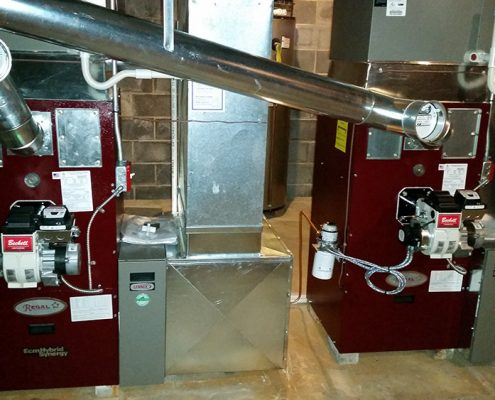 West Milford, NJ Furnace Replacement