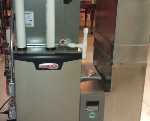 Furnace Replacement Oak Ridge