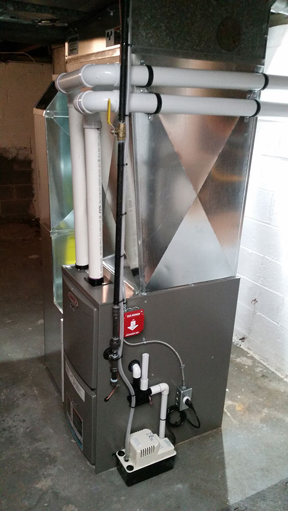 Furnace Replacement And Installation Monster Mechanical