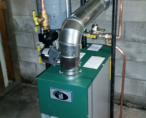 Hot Water Boiler Installation Oak Ridge