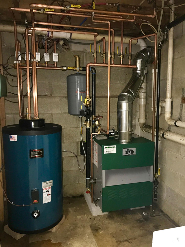 Hot Water Boiler Repair And Installation Monster Mechanical