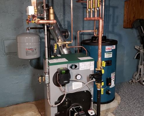 Hot Water Replacement Oak Ridge