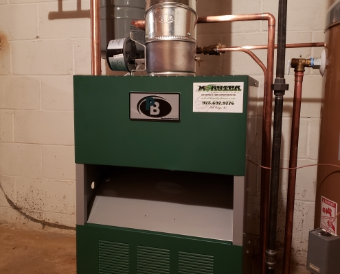Hot Water Boiler Replacement and Installation Oak Ridge NJ