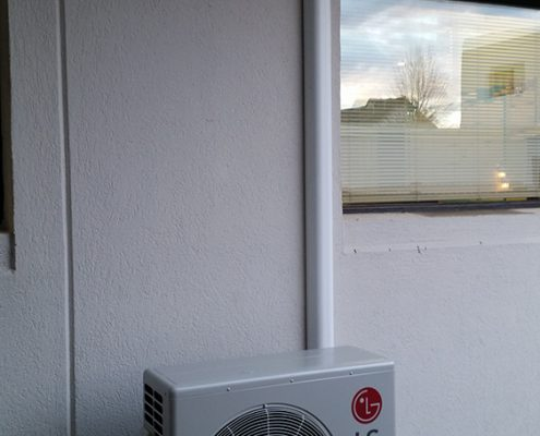 Ductless Heating Installation Randolph