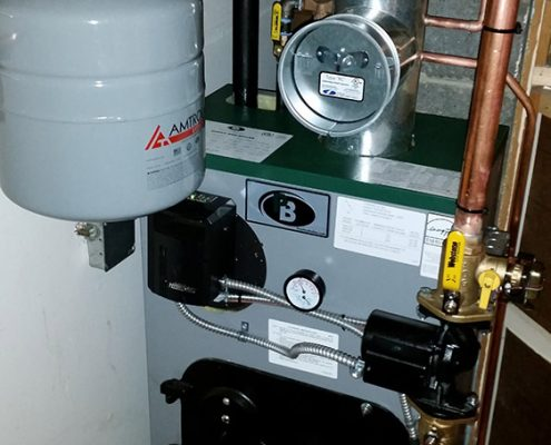 Hot Water Service Oak Ridge NJ