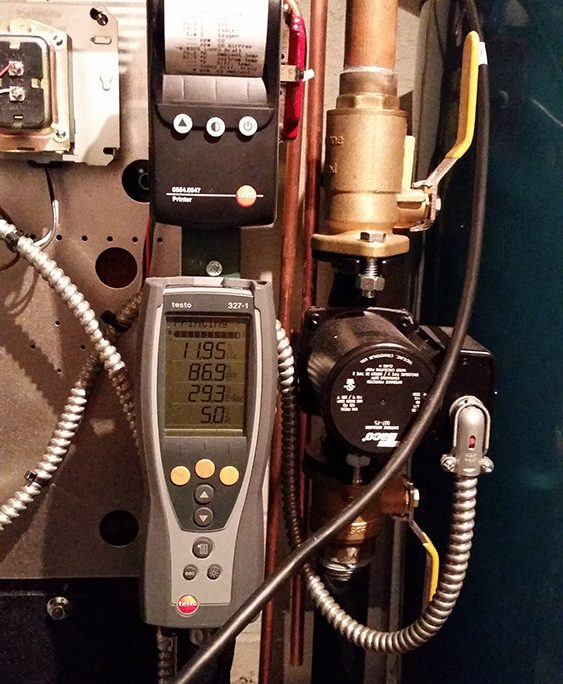 Oil Furnace Repair Oak Ridge NJ